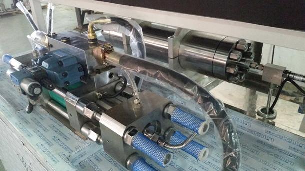 TEENKING 80hp/160hp Ultra HP.Waterjet Pump
