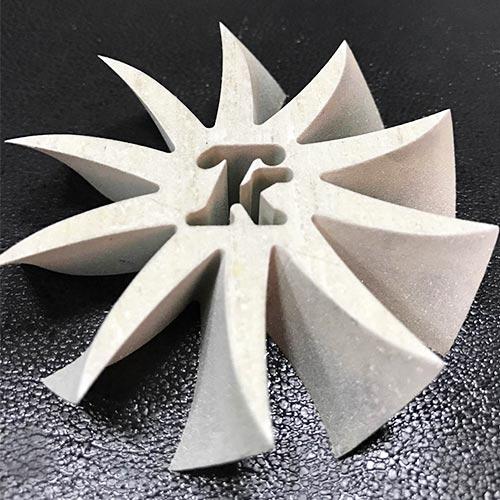 3D Cut Marble