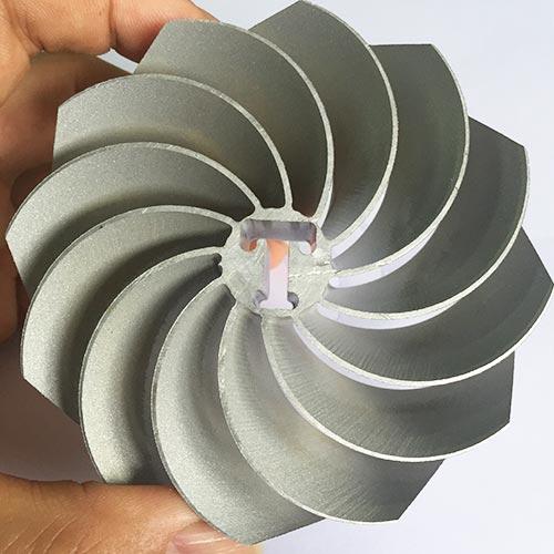 3D Cut AL6061 15mm
