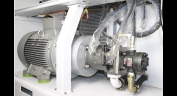 SIEMENS motor & Rexroth variable flow oil pump 37kW (50hp)