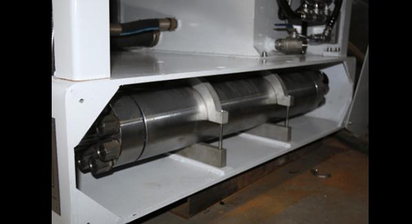 Hidden 1.5L attenuator