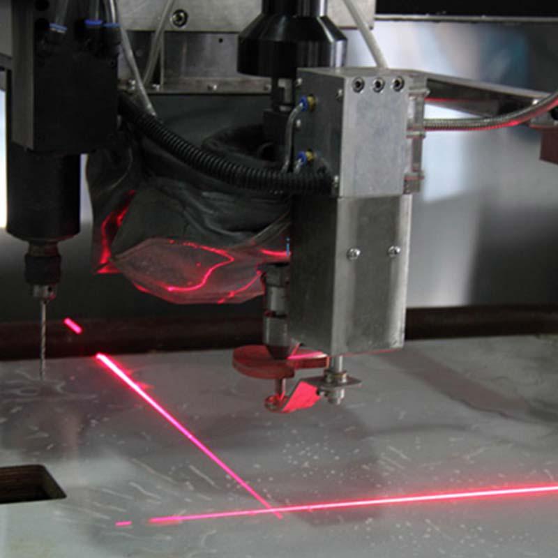 Laser Cross Line