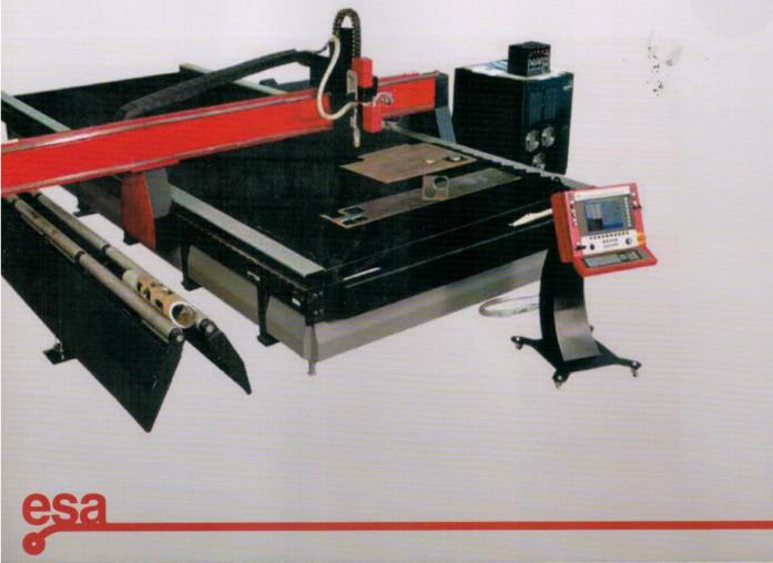 ESA CNC control system