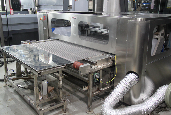 Pure Waterjet & cake waterjet cutting machine